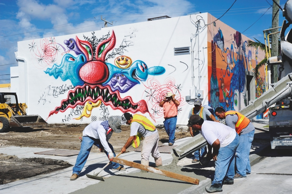 Wynwood Walls et Martha Cooper