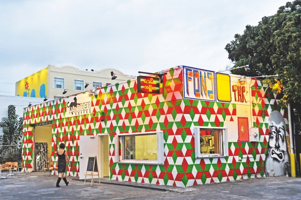Barry McGee à Wynwood Walls
