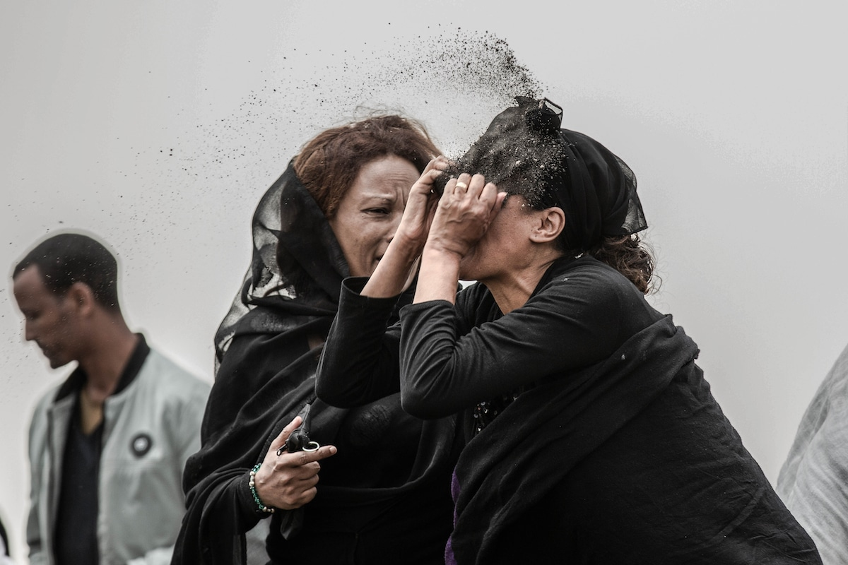 Nominé pour World Press Photo of the Year 2020