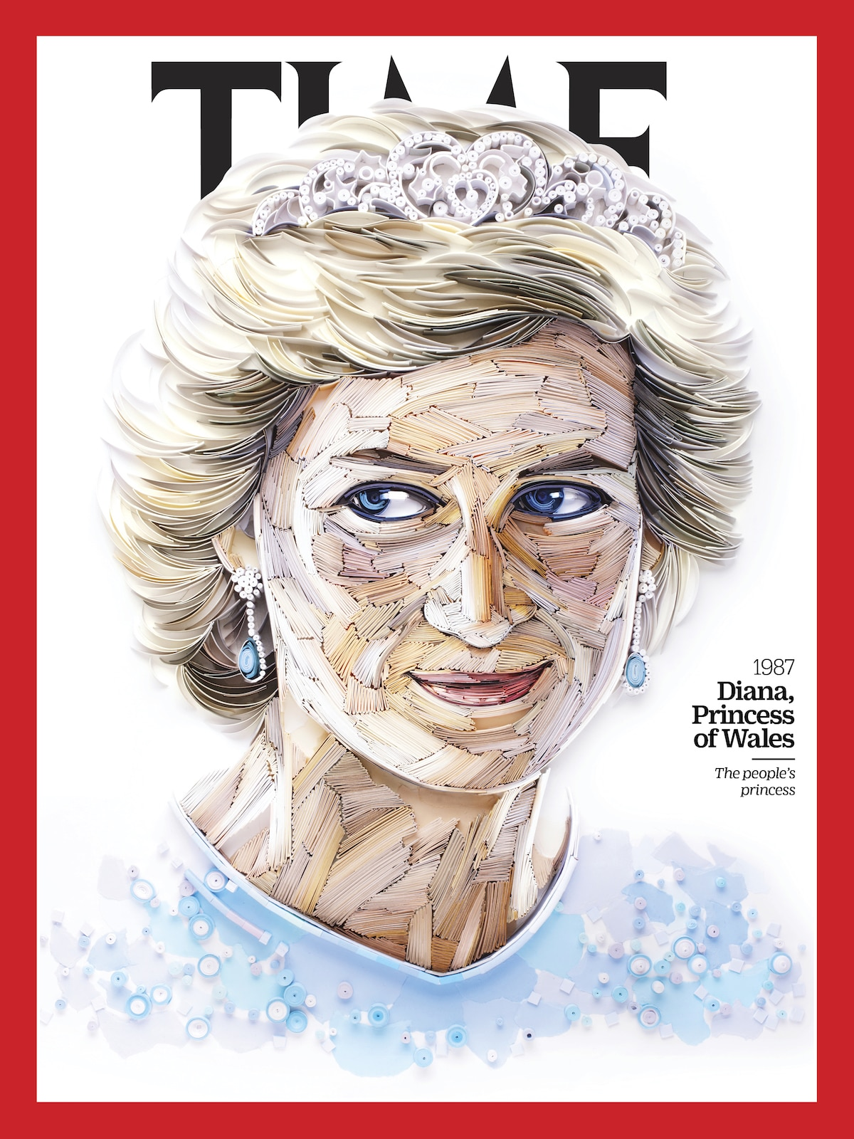 Couverture de Princess Diana TIME