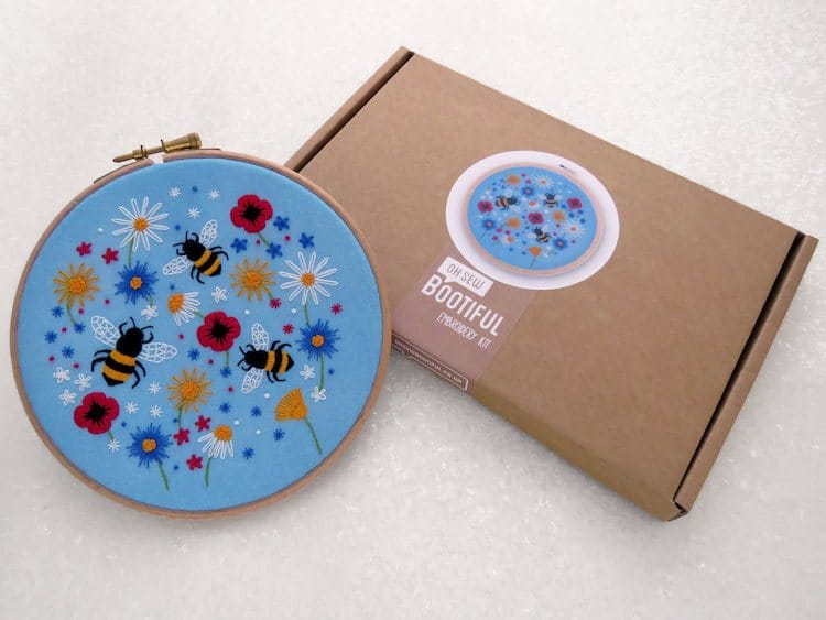 Kit de broderie Oh Sew Bootiful Bees
