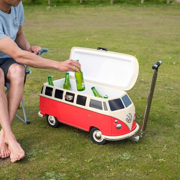 VW Camper Van Cool Box par Board Masters