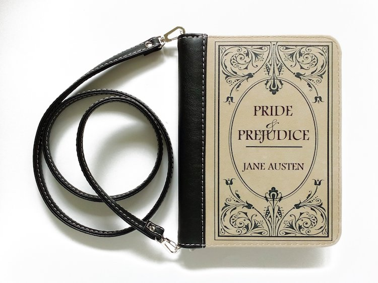 Sac de livre Pride and Prejudice
