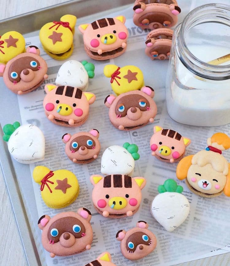 Biscuits Animal Crossing