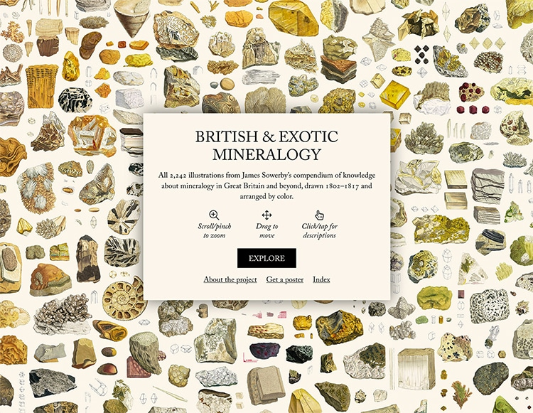 Couverture British And Exotic Mineralogy Nicholas Rougeux