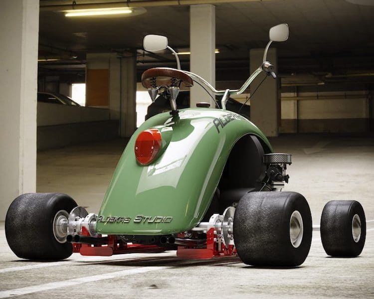 VW Beetle Mini Kart par Aldekas Studio