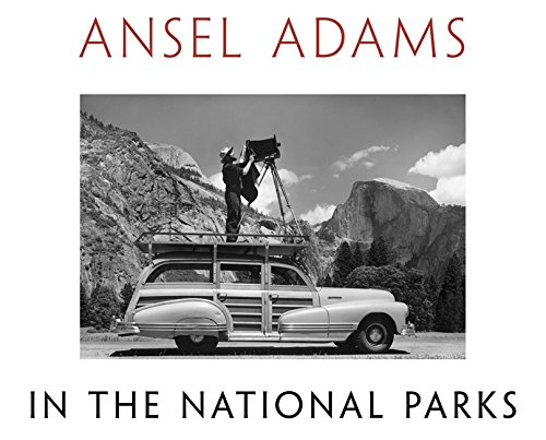 Ansel Adams Coffee Table Book National Parks