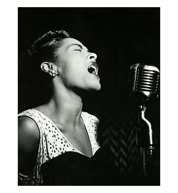 Affiche de Billie Holiday
