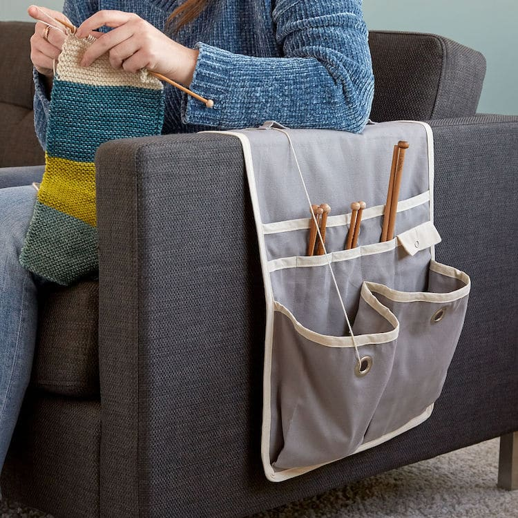 Tricot Couch Caddy